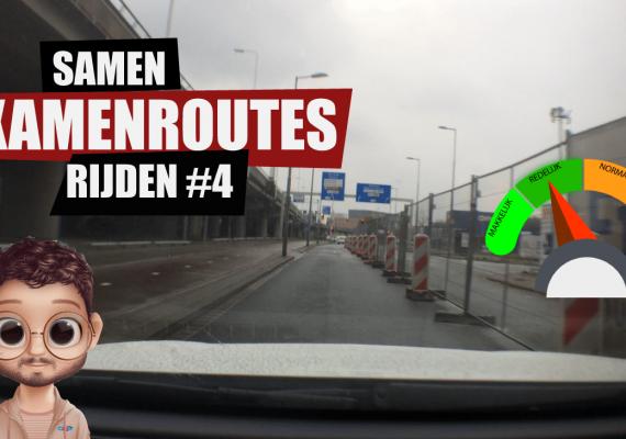 Examenroute-CBR-Rotterdam-#4